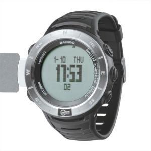 バリゴ BARIGO 高度計 バリゴ・E7 シルバー 腕時計 コンパス 気圧計