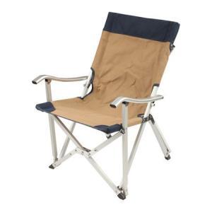 アディロンダック ADIRONDACK スモール キャンパーズチェア ベージュ/ネイビー ファニチャー 折りたたみイス 椅子 アームチェア|vic2