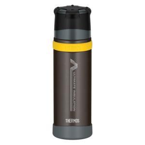 サーモス THERMOS 山専ボトル ステンレスボトル ブラック 0.5L 水筒 マイボトル|vic2