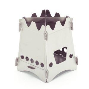 エンバーリット Emberlit Stove UL(Titanium) スリーブセット ストーブ アウトドア 加熱|vic2