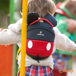 リトルライフ LittleLife ディズニーアニマルデイサック ミッキー 2L 子供用リュック ディズニーコラボ ベビー キッズ ミッキーマウス