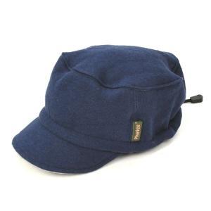 ファッティー Phatee HALF CAP SWEAT NAVY ハーフキャップスウェット ネイビー ワークキャップ 帽子|vic2