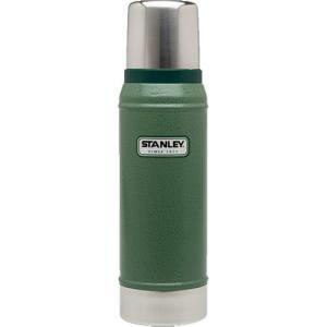 スタンレー STANLEY クラシック真空ボトル 0.75L グリーン 水筒 魔法瓶 クラシックボトル