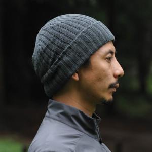 ワークス WERKS arday watch charcoal 帽子 ニットキャップ ニット帽 ワッチキャップ coolmax|vic2