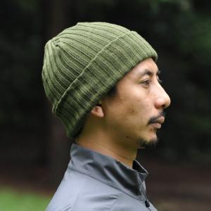 ワークス WERKS arday watch olive 帽子 ニットキャップ ニット帽 ワッチキャップ coolmax|vic2