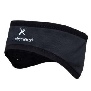 テラノバ TERRA NOVA Guide Headband Black ガイド ヘッドバンド イヤーウォーマー 防風|vic2