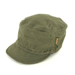 ファッティー Phatee HALF CAP CANVAS OLIVE ハーフキャップキャンバス オリーブ キャップ 帽子|vic2