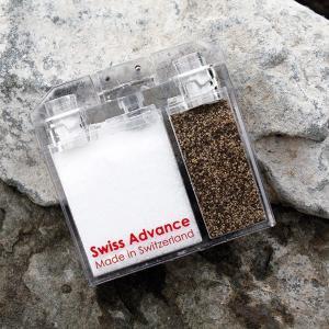 スイスアドバンス Swiss Advance Arcto 調味料入れ ケース 塩コショウ|vic2