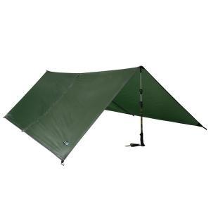 テラノバ TERRA NOVA Competition Tarp 2 Green コンペティションタープ2 キャンプ 雨よけ|vic2