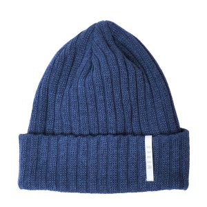 ワークス WERKS arday watch indigo 帽子 ニットキャップ ニット帽 ワッチキャップ coolmax|vic2