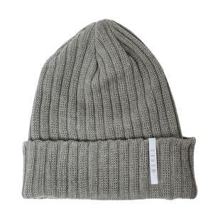 ワークス WERKS arday watch lt grey 帽子 ニットキャップ ニット帽 ワッチキャップ coolmax|vic2
