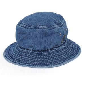 ファッティー Phatee BUCKET HAT WASHED INDIGO バケットハット ウォッシュドインディゴ ハット 帽子|vic2