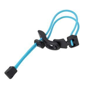 ワークス WERKS Tube holders Turquoise バックパック リュック ホルダー 小物 括りつけ ギア 傘 水筒|vic2