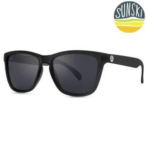 サンスキー SUNSKI Headlands Black/Black ヘッドランズ サングラス 偏光 vic2