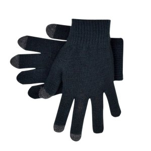 テラノバ TERRA NOVA Thinny Touch Glove Black シニー タッチ グローブ 手袋 スマホ スマートフォン vic2