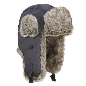 テラノバ TERRA NOVA AJO Trapper Hat Grey アジョ トラッパー ハット 防水 ウインターキャップ 帽子 vic2