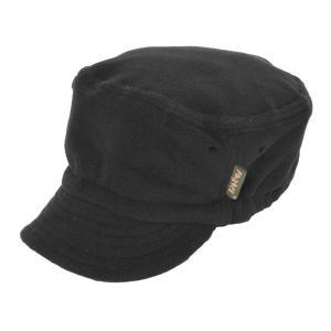 ファッティー Phatee HALF CAP FLEECE BLACK ハーフキャップフリースブラック キャップ 帽子|vic2