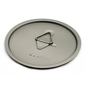 トークス TOAKS Titanium Lid D80mm チタニウムリッド 蓋 フタ|vic2