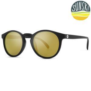 サンスキー SUNSKI Dipseas Black/Gold ディップシーズ サングラス アイウェア 偏光|vic2