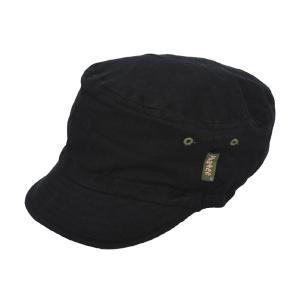 ファッティー Phatee HALF CAP TWILL BLACK ハーフキャップツイルブラック キャップ 帽子|vic2