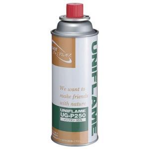 ユニフレーム UNIFLAME プレミアムガス(3本) カセットボンベ セット 生ガス 燃料 650...