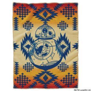 ペンドルトン PENDLETON Starwars ムチャチョブランケット BB8 スターウォーズ コラボ コレクション ブランケット vic2