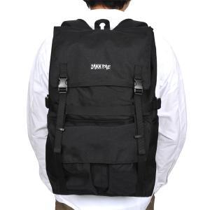 ザックパック ZAKK PAC 44 Pack Black 44パック バックパック リュック ザック メッセンジャーバッグ vic2