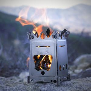 エンバーリット EMBERLIT エンバーリット ストーブ ファイヤーアント (ステンレス) ストーブ 焚き火台 15008|vic2