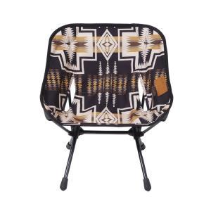 ペンドルトン PENDLETON PENDLETON x HELINOX Chair home Mini Harding Oxford Black チェアホームミニ ブラック チェア イス ヘリノックス コラボ vic2