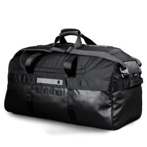 ヘイムプラネット HEIMPLANET monolith duffle bag black モノリスダッフルバッグ ブラック 3way 85L HP001006|vic2