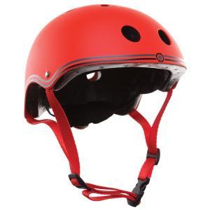グロッバー GLOBBER ヘルメットXS ファイアレッド 防具 子供用 小学生 中学生 5歳〜 51cm〜54cm WKGB500102|vic2