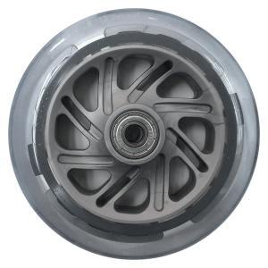 グロッバー GLOBBER 輪用ライトホイール 交換用タイヤ ダイナモ発電 電池不要 光る 点灯 子供用 キッズ WKGB520000|vic2