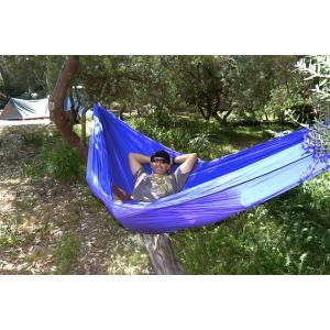 ハンモックブリス Hammock Bliss ハンモックブリス ダブル ブルー/パープル ハンモック 寝具 キャンプ 900009|vic2
