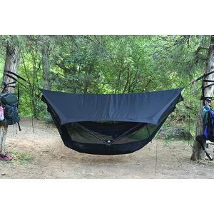 ハンモックブリス Hammock Bliss スカイテント2 ブラック 蚊帳 タープ 900111|vic2