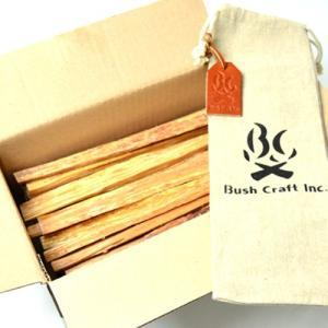 ブッシュクラフト Bush Craft ティンダーウッド300gタグあり 06-03-orti-0004 vic2