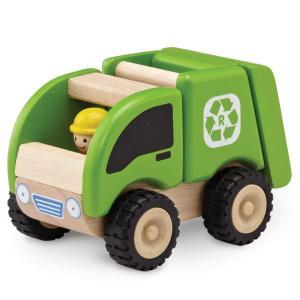 ワンダーワールド wonderworld ミニ リサイクリングトラック キッズ ベビー おもちゃ TYWW4056|vic2