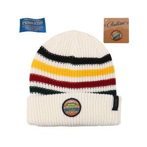 ペンドルトン PENDLETON N-Park Beanie Glacier ナショナルパークビーニー ストライプ 帽子 vic2