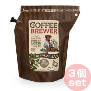 グロワーズカップ GROWER'S CUP コロンビア(SP) セット(3個セット) コーヒーブリューワー 携帯食 行動食 インスタント|vic2