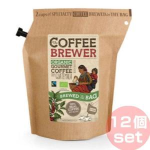 グロワーズカップ GROWER'S CUP グアテマラ(FTO) セット(12個入り) コーヒーブリューワー 携帯食 行動食 インスタント|vic2