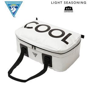 シアトルスポーツ SEATTLE SPORTS LS ソフトクーラー25QT WHT COOL クーラーバッグ ソフトクーラー ライトシーズニングシリーズ|vic2