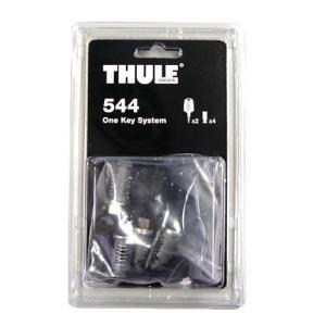 25%OFF vic2セール スーリー THULE TH544 ワンキーシステム544 キー2個 シリンダー4個セット|vic2