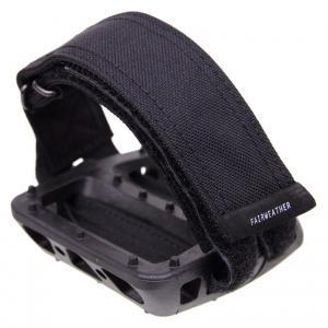 フェアウェザー FAIRWEATHER pedal strap black ペダルストラップ 自転車 vic2
