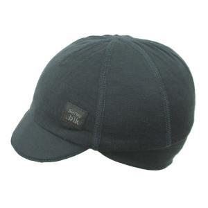 スワーブ SWRVE black label regularweight merino wool belgian cap gray|vic2