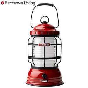 ベアーボーンズリビング Barebones Living フォレストランタン LED2.0 レッド vic2