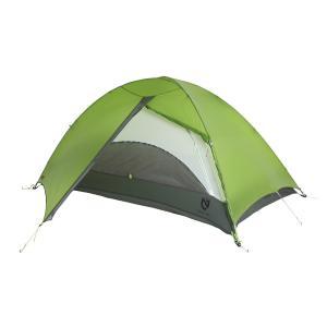 NEMOの山岳用テントのベストセラーモデル、タニLSのアップデートバージョン。強度と耐久性を高めるた...