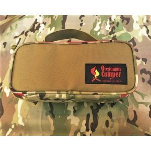 オレゴニアンキャンパー Oregonian Camper セミハードギアバッグ S コヨーテ×カモ|vic2
