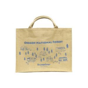 オレゴニアンキャンパー Oregonian Camper ジュート キャリーオール M オレゴンフォレスト|vic2