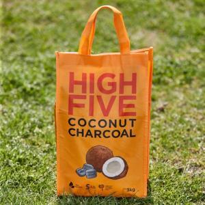 ハイファイブ High Five Coconut Charcoal Briquetts 3kg|vic2