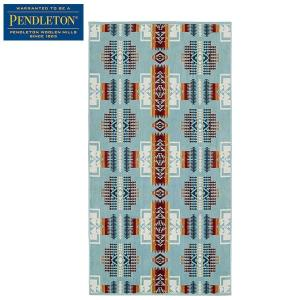 ペンドルトン PENDLETON アイコニックタオル Bath チーフジョセフアクア vic2