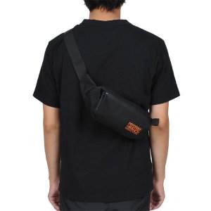 [ノベルティ ] ミステリーランチ MYSTERY RANCH Forager Hipsack Black|vic2